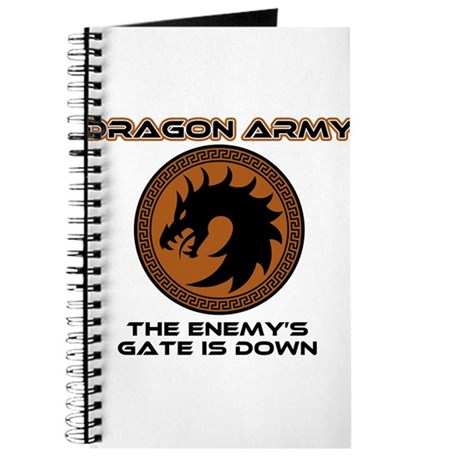 Ender Dragon Army Journal