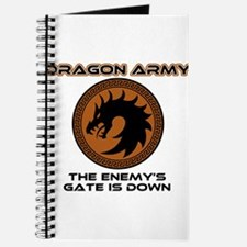 Ender Dragon Army Journal