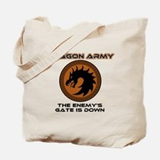 Ender Dragon Army Tote Bag
