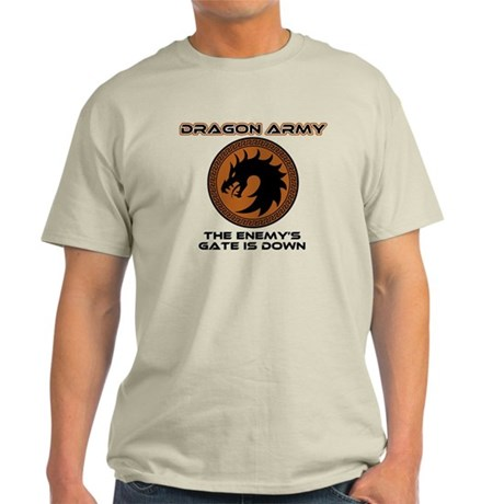 Ender Dragon Army Light T-Shirt
