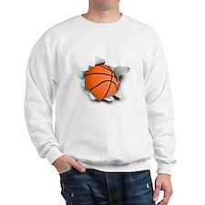 Basketball Burster Sweatshirt