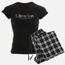 Librarian The Original Searc Pajamas