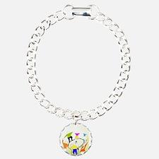 TomerTal dancing cyrcle Bracelet