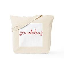 Scandalous Tote Bag