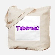 Canadian French Tabernac Tote Bag