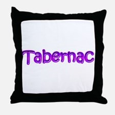 Canadian French Tabernac Throw Pillow