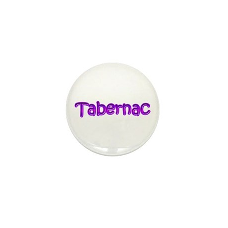 Canadian French Tabernac Mini Button (100 pack)