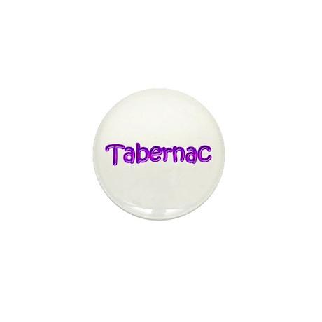 Canadian French Tabernac Mini Button
