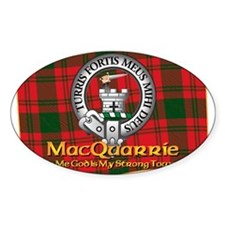 MacQuarrie Clan Decal