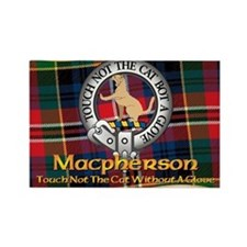 Macpherson Clan Magnets