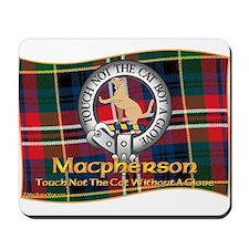 Macpherson Clan Mousepad