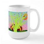 Yellowgreen Tree Of Life Mugs