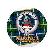 """MacNeil Clan 3.5"""" Button"""