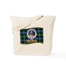 MacNeil Clan Tote Bag