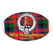MacNaughton Clan Decal