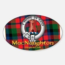 MacNaughton Clan Decal