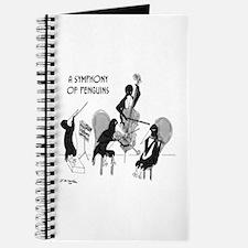 Symphony of Penguins Journal