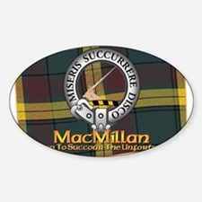 MacMillan Clan Decal
