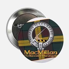 """MacMillan Clan 2.25"""" Button"""