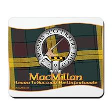 MacMillan Clan Mousepad