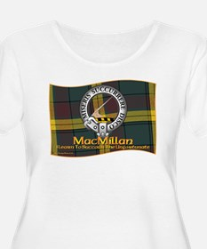 MacMillan Clan Plus Size T-Shirt