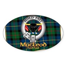 MacLeod Clan Decal