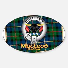MacLeod Clan Decal