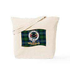 MacLeod Clan Tote Bag