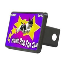 Rickie Roo Fan Club Hitch Cover