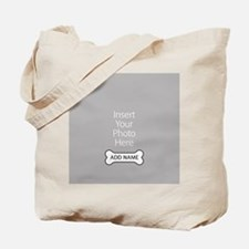 Dog Bone Pet Tote Bag