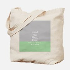 1st Christmas Mint Tote Bag