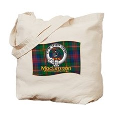 MacLennan Clan Tote Bag