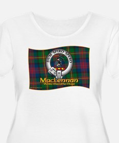 MacLennan Clan Plus Size T-Shirt