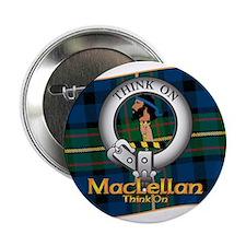 """MacLellan Clan 2.25"""" Button"""