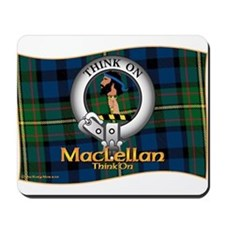MacLellan Clan Mousepad