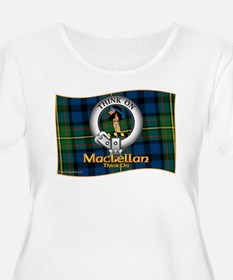 MacLellan Clan Plus Size T-Shirt