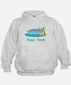 Personalized Cruise Ship Hoodie