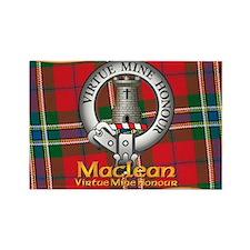 Maclean Clan Magnets