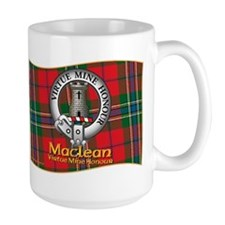 Maclean Clan Mugs