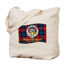 MacLachlan Clan Tote Bag