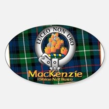 MacKenzie Clan Decal