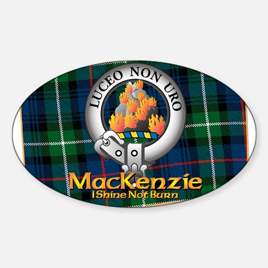 MacKenzie Clan Decal