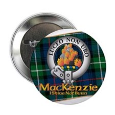 "MacKenzie Clan 2.25"" Button"