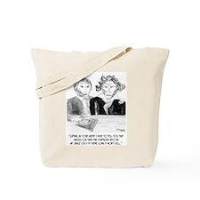 Beethoven's Jingle Tote Bag