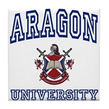 ARAGON University Tile Coaster