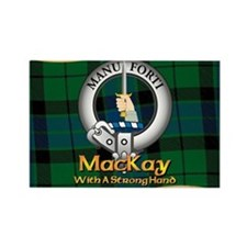 MacKay Clan Magnets