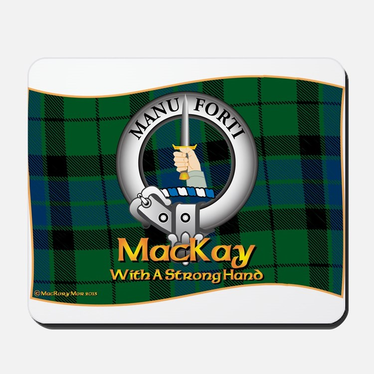 MacKay Clan Mousepad