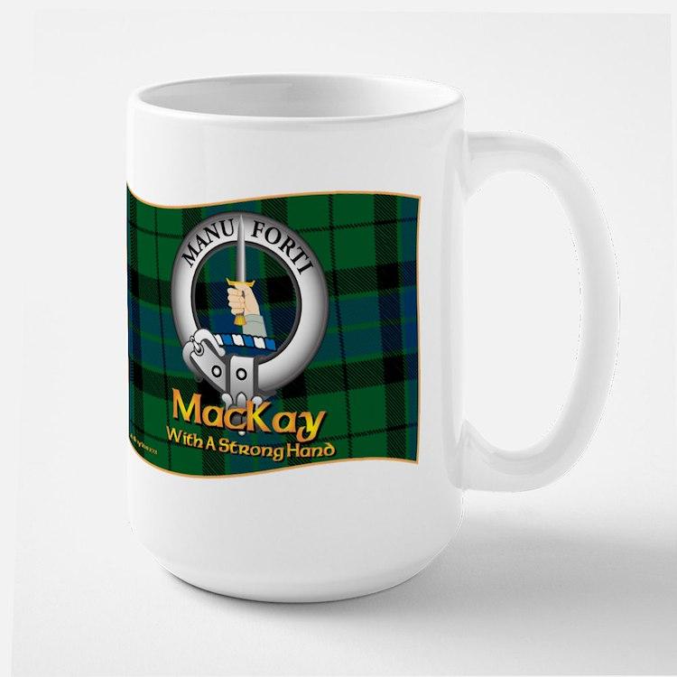 MacKay Clan Mugs