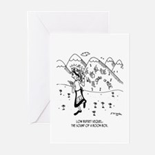 The Sound of a Boom Box Greeting Cards (Pk of 10)