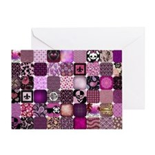 HANNAH'S PATCHWORK Greeting Card